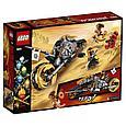 70672 Lego Ninjago Раллийный мотоцикл Коула, Лего Ниндзяго, фото 2