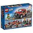60231 Lego City Грузовик начальника пожарной охраны, Лего Город Сити, фото 2