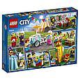 60234 Lego City Комплект минифигурок Весёлая ярмарка, Лего Город Сити, фото 2