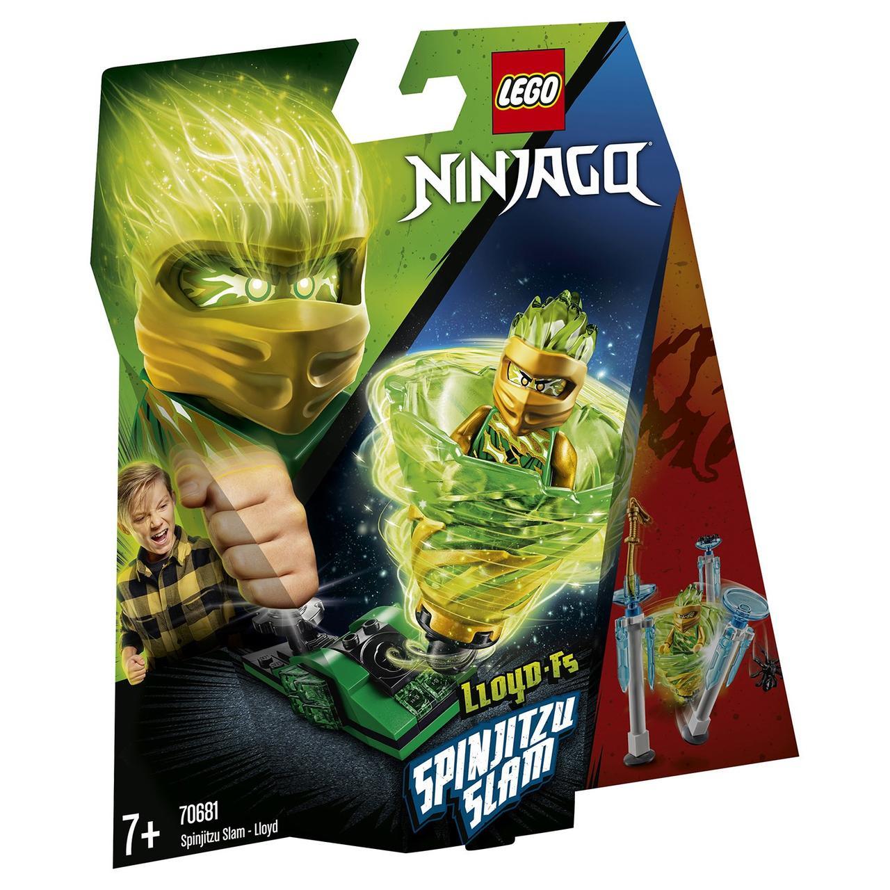 70681 Lego Ninjago Бой мастеров кружитцу — Ллойд, Лего Ниндзяго