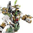 70676 Lego Ninjago Механический Титан Ллойда, Лего Ниндзяго, фото 8