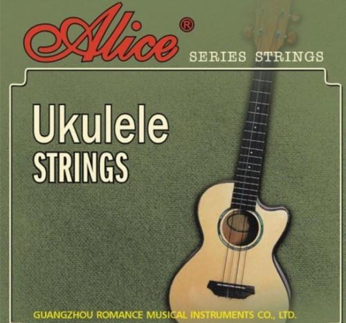 Струны для укулеле металические Dadi UK08S