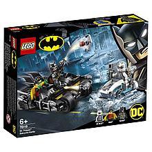 76118 Lego Super Heroes Гонка на мотоциклах с Мистером Фризом, Лего Супергерои DC