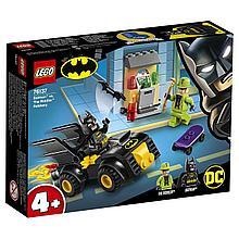 76137 Lego Super Heroes Бэтмен и ограбление Загадочника, Лего Супергерои DC