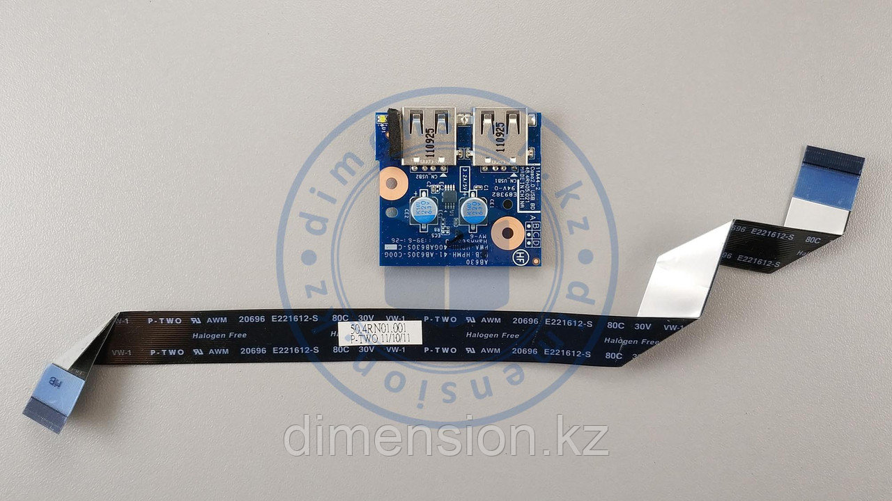 USB плата, порт, разъемы для HP Pavilion dv7-6000