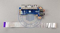 USB плата, порт, разъемы для SONY vaio VPCEE4E1R PCG-61611V