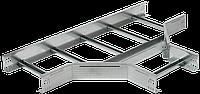 Разветвитель лестничный Т-образный 100х200 R300 IEK