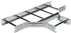 Разветвитель лестничный Т-образный 100х500 R300 IEK