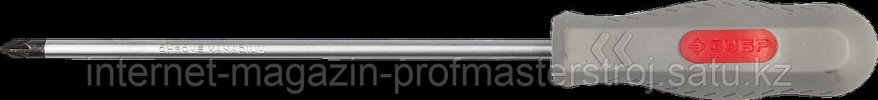Отвертка PZ1 x 150 мм, ЗУБР