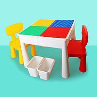 Многофункциональный развивающий стол