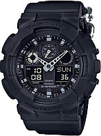 Casio G-Shock GA-100BBN-1A, фото 1
