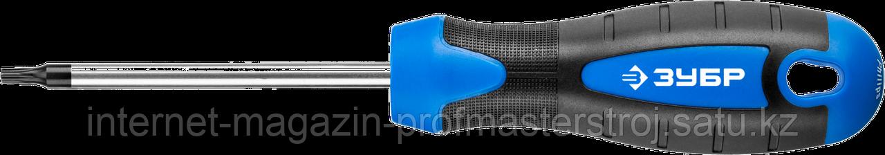 Отвертка TX15 x 75 мм, серия «ПРОФЕССИОНАЛ», ЗУБР
