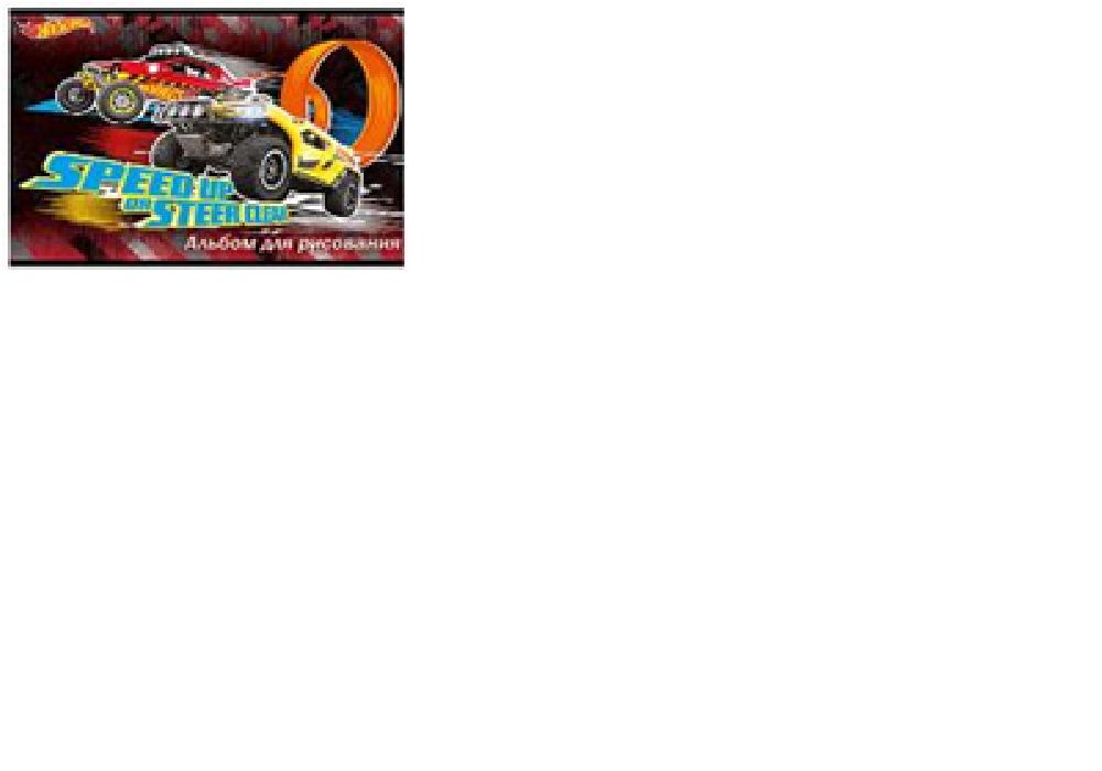 Альб д. рис 20л скр А4 HW100-EAC Hot Wheels