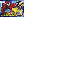 Альб д. рис 20л скр А4 SM366-EAC Spider-man Classic