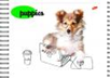"Альб д. рис 24л Wсп картон 205*290 8427/2-EAC лен, ВД лак ""Puppies (щенки)"", фото 2"
