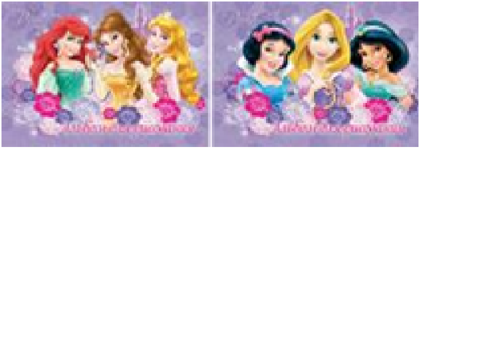 Альбом, 290*203, 20л, клей, выб. УФ, D3329/2-ЕАС Princess