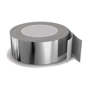 Алюминиевый скотч, ширина 48 мм, длина 10 м.