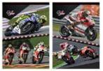 Бл 40л Wсп 105*148 GP41/2-EAC выб УФ лак лиц MotoGP