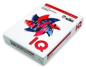 """Бумага """"IQ Economy"""" формат А4, пл-ть 80 гр/м2, 500 лист/пач, белизна по CIE143%, С класс"""