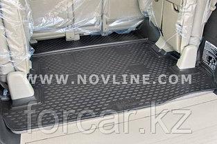 Коврик в багажник TOYOTA Land Cruiser 200 11/2007-2012, 2012->, внед., 7 мест., фото 2