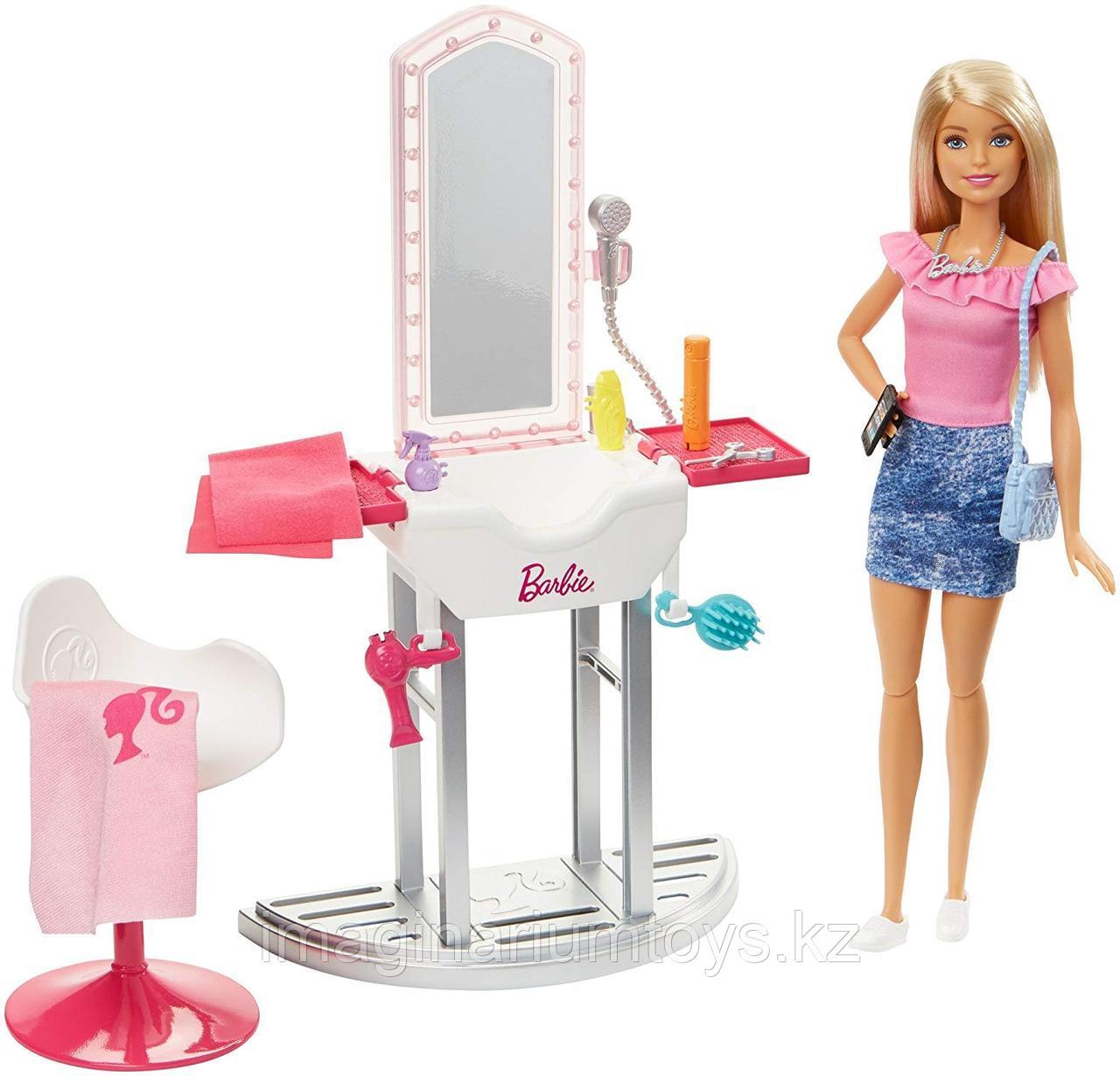 Модный салон Барби игровой набор Barbie