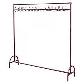 Вешалка гардеробная (с крючками)