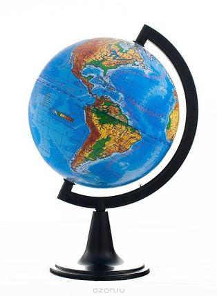 Глобус, d - 25см, фото 2