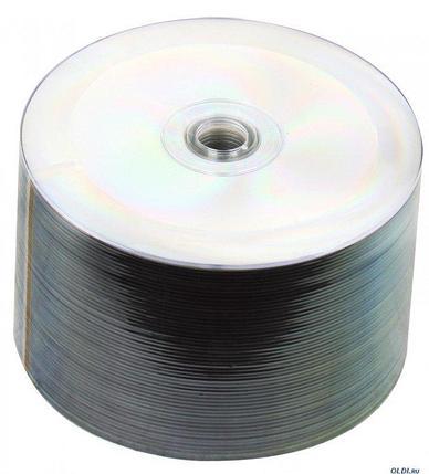 Диски DVD+R Disk 4,7 Gb 16X (50 шт упаковка) WT, фото 2