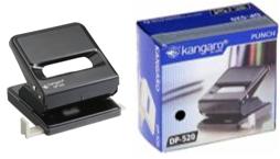 Дырокол на 2 отверстия, Kangaro DP-520. 1/30l