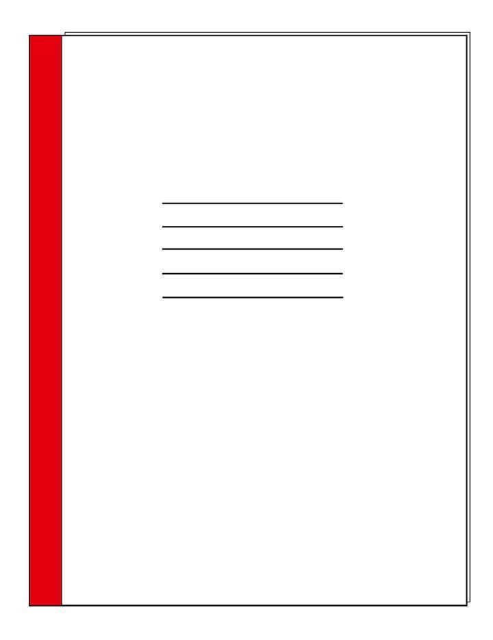 Журнал офисный 60л.клетка (плотная картонная обложка)