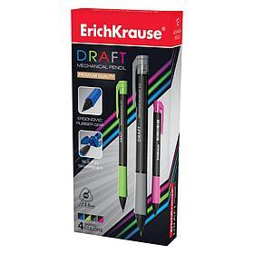 Карандаш механический ErichKrause® Draft 2.0мм, НВ