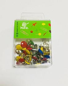 Кнопки цветные Yone