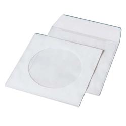 Конверт KUVERT бумажный для CD-дисков с окном