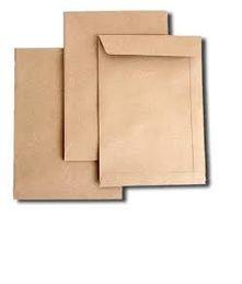 Конверт С3 (324х458 мм) пакет, коричневый, удаляемая лента