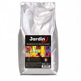 """Кофе в зернах Jardin """"Barocco Siciliano"""", средней обжарки, 1000 гр"""