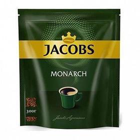 Кофе растворимый Jacobs Monarch, 300 гр, вакуумная упаковка