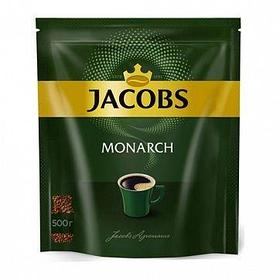 Кофе растворимый Jacobs Monarch, 500 гр, вакуумная упаковка