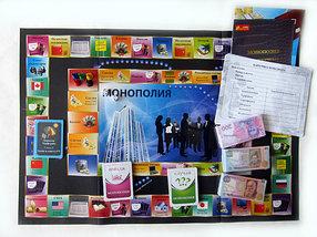Игра настольная экономическая Ranok Creative «Монополия», фото 3