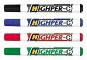 Маркер перманентный highper-c monami зеленый