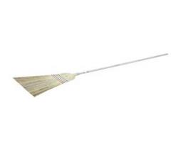 Метла Сорго с деревянной ручкой 89 1А