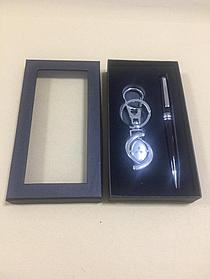 Набор подарочный 618 (ручка, брелок)