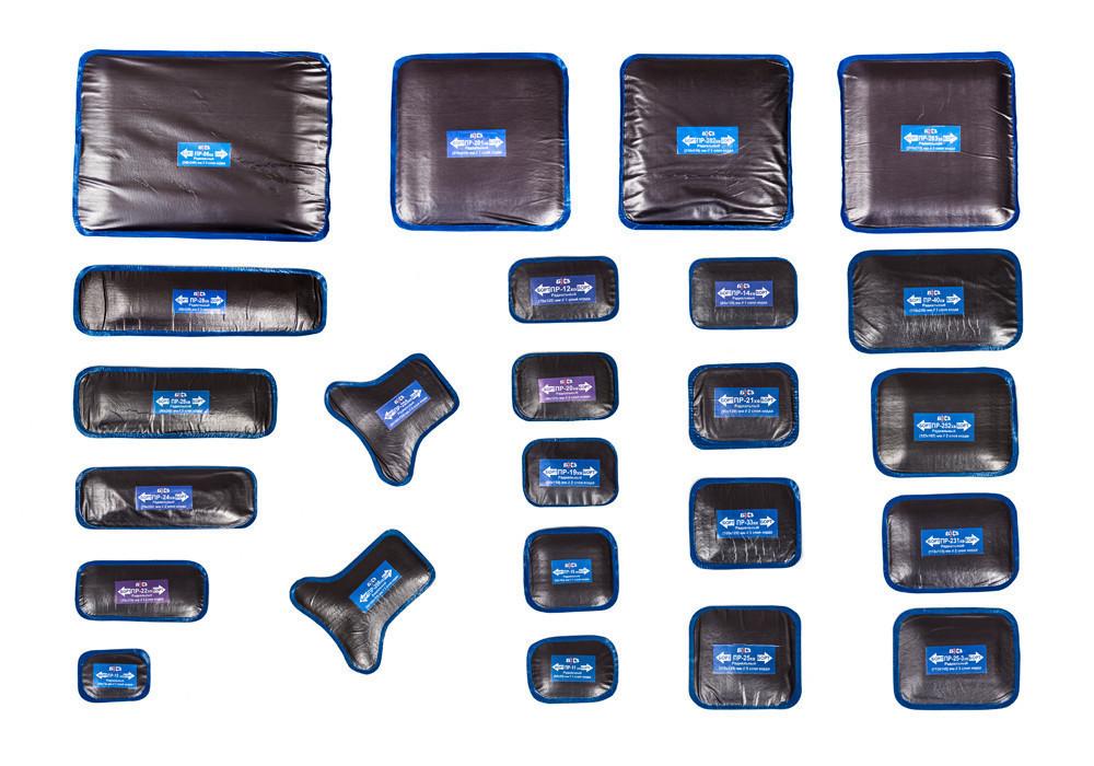 Пластыри кордовые для радиальных шин ПР-16хв