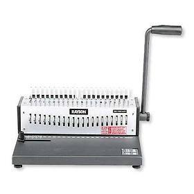 Переплетная машина RAYSON SD-1501A21 [пластик 15/220листов] off knives