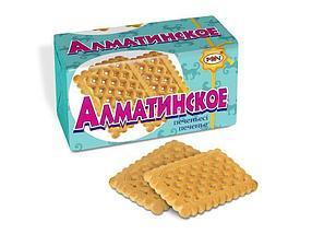 Печенье АЛМАТИНСКОЕ (п/п упак 0.220)
