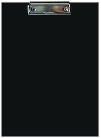 Планшет одинарный А4,  цвет. черный