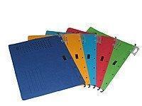 Подвесная папка для бумаг А4, синяя, фото 2