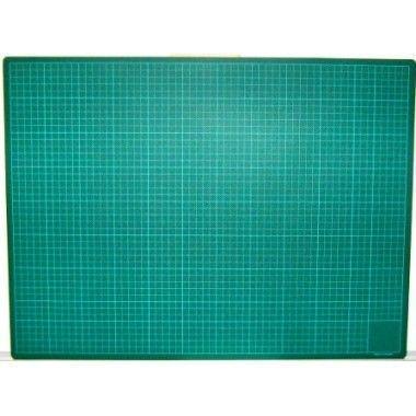 Покрытие настольное для макетирования 30x32см, для канц. ножа, зеленое, фото 2