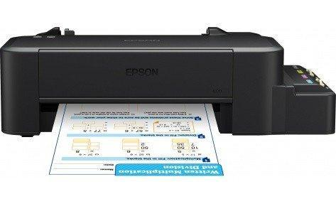 Принтер, фабрика печати Epson Styles L120 , А4, 4-х Цветный принтер, фото 2