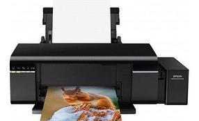 Принтер, фабрика печати Epson Styles L805 Wi-Fi , А4, C11CE86403 6-ти цветный Принтер