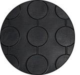 ПЯТОЧКОВОЕ покрытие  рулон: шир 1,5м, в рулоне 10пог. м